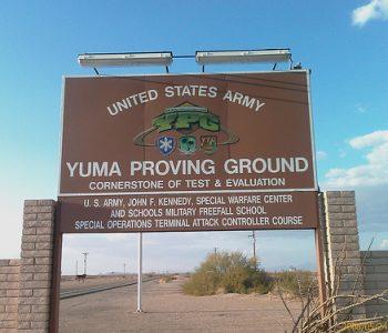 Yuma Proving Ground Commissary