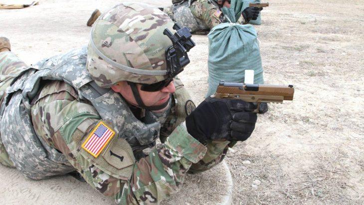 M17 Firearm