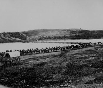Rappahannock Forge Army Base in Virginia