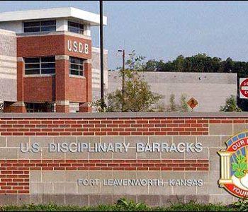 United States Disciplinary Barracks in Fort Leavenworth, KS