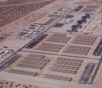 Biggs Army Air Field at Fort Bliss in El Paso, TX
