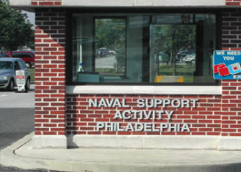 Naval Support Activity In Northeast Philadelphia, PA