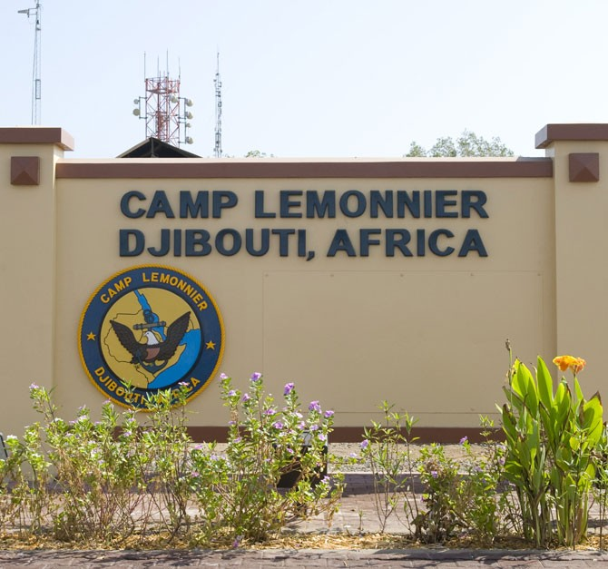 Camp Lemonnier, Djibouti – Military Bases